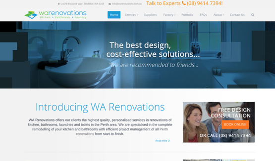 Warenovations
