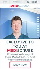 Medisсrubs mobile image