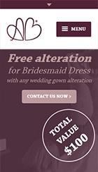 Brides Atelier mobile image