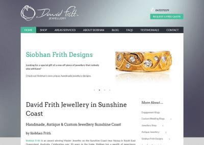 David Frith Jewellery