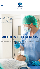 Genesis Airway Innovations mobile image