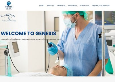 Genesis Airway Innovations
