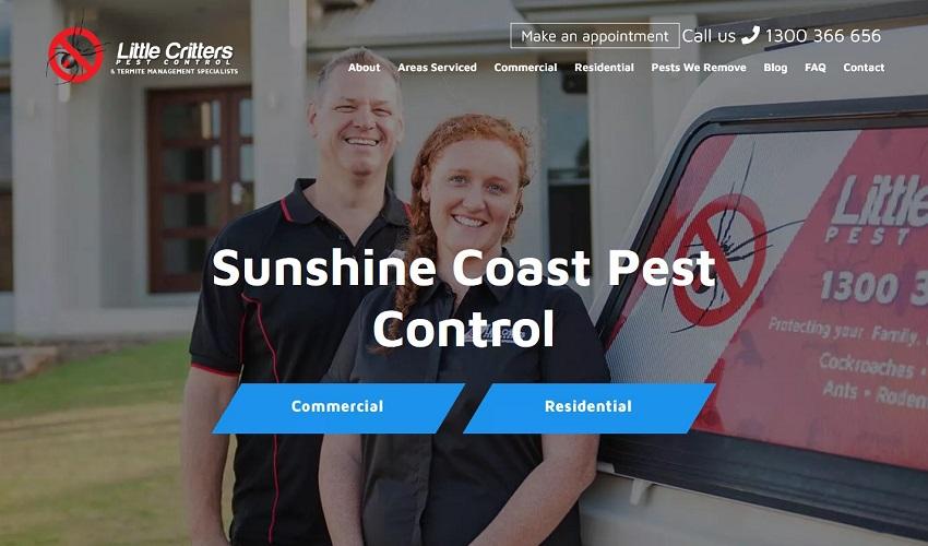Little Critters Pest Control & Termite Management Specialists