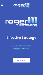 Roger Consulting mobile image